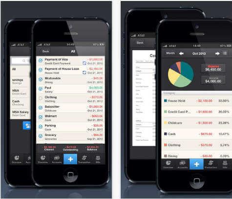 Pocket-Expense-finance-budget-app
