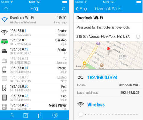 5 Best iPhone Apps to Detect WiFi Thieves and Block them