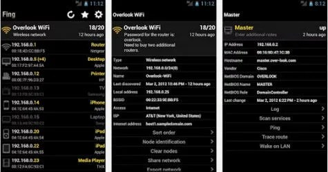 5 Best Android Apps to Detect WiFi Thieves and Block them  | Mashtips