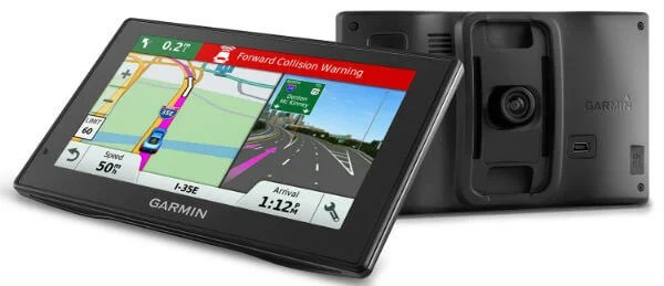 Dash Cam with MAP