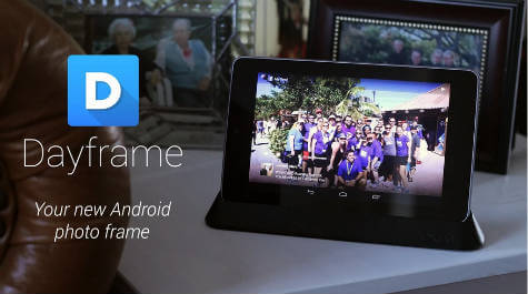 Convert your Android Tablet to Digital Frame with Facebook ...