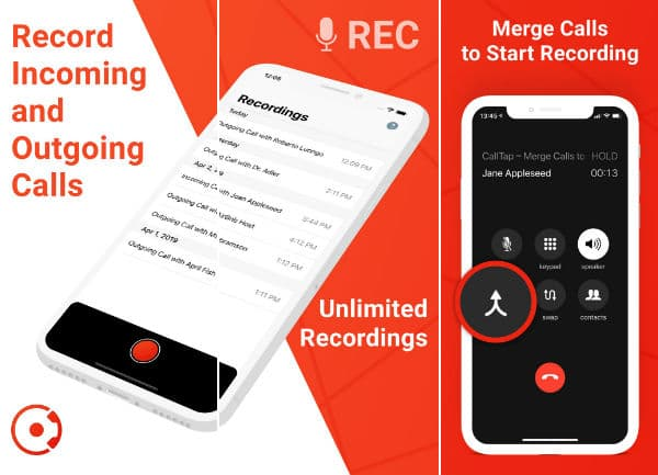 CallTap Phone Call Recorder