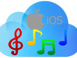 ios cloud music player