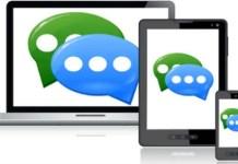 multiplatform chat apps