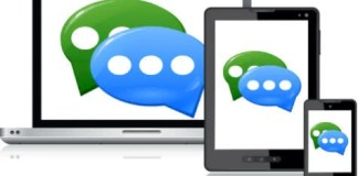 multiplatform chat apps