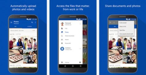 OneDrive Android App