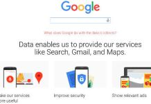 Google Data Collect