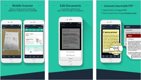 10 best ios ocr scanning apps to convert image to text mashtips camscanner offers the ocr optical character recognition feature that extracts texts from a single page for further editing or sharing reheart Gallery