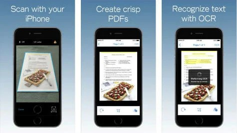 10 best ios ocr scanning apps to convert image to text mashtips ios pdfpen scan reheart Images