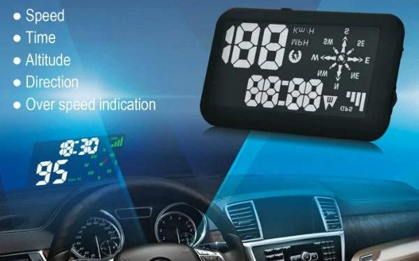 Car Head Up Display Device