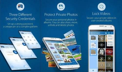 Folder Lock android app