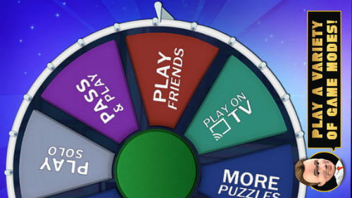 Wheel of Fortune chromecast