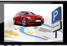 iPhone Car Parking App