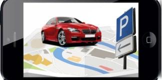iPhone Car Parking App