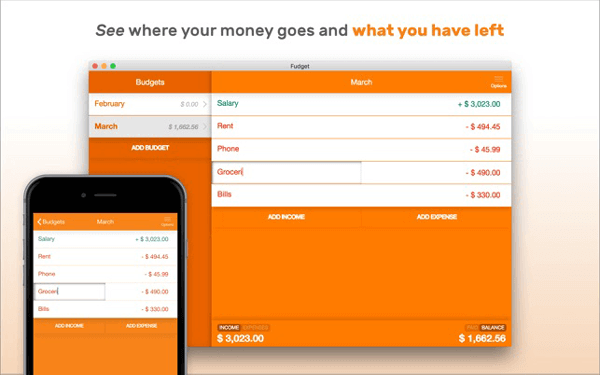 Finance Manager Apps