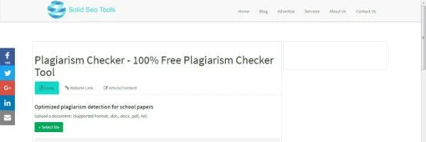 8 Best Free Online Plagiarism Checker Sites Mashtips