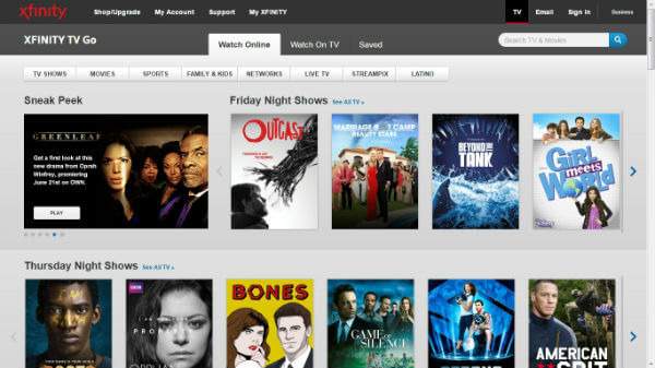 12 Sites to Watch TV Series and Free TV Shows Online. | Mashtips