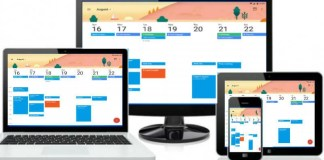Share/Sync Common Calendar for iPhone, Android and PC