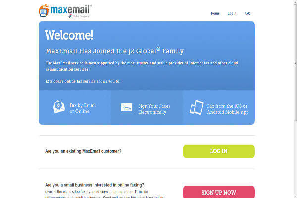 maxemail