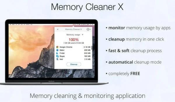 memory-cleaner-x