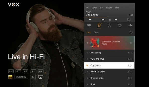 Best 7 Free MAC Music Players to Replace iTunes | Mashtips