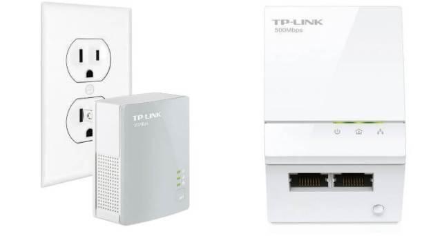Wi-Fi Powerline Extender