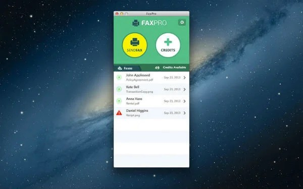 6 Best Fax Apps to Send Fax from Mac on the Go | Mashtips