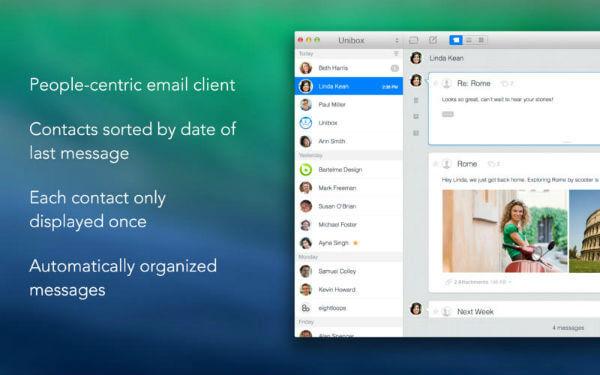 Best Mac Email Client