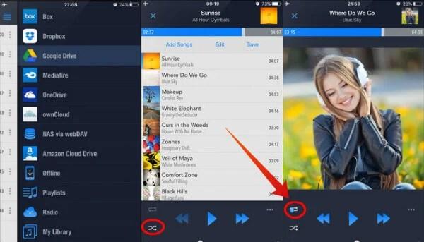 Cloud Beats App