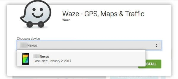 How to use Waze as Standalone GPS Device? | Mashtips