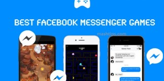 Best Facebook Messenger Games