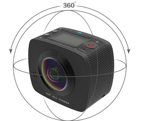 TOPVISION Panoramic Digital Video Camera