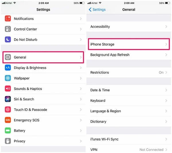 How to Save iPhone Storage Space by Offloading Apps in iOS