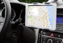 Convert iPad to GPS