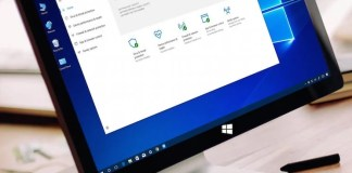 Windows Defender Security Center Features