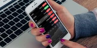 iPhone Stock Simulator Apps
