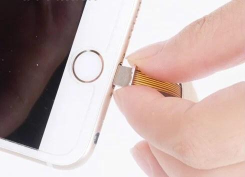 iPhone Wireless Coil Insert