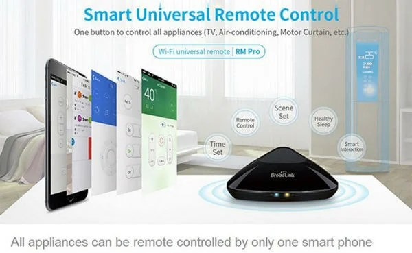 Broadlink Smart Home Universal Remote Control