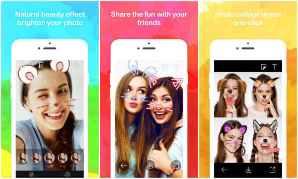 iphone selfie app