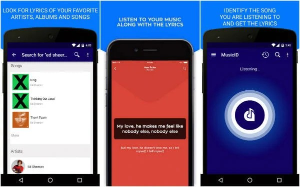 7 Best Music Player with Lyrics for Android and iPhone | Mashtips