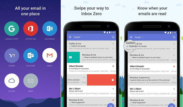 10 Best Email Apps for Android Phone and Tablet | Mashtips
