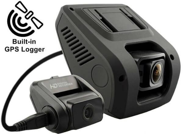 Rexing V1LG Dual Dash Cam