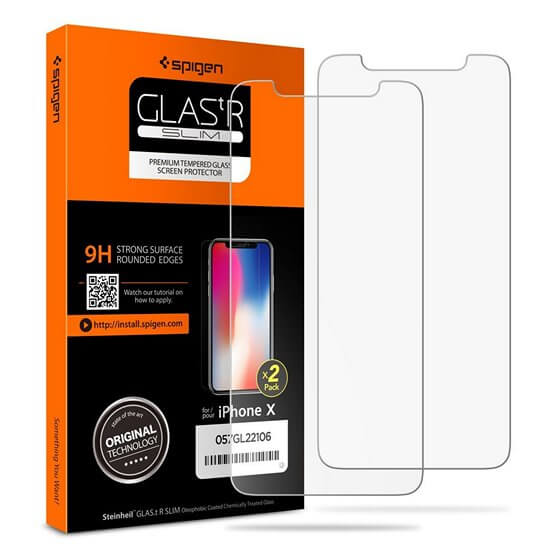 Spigen Tempered Glass