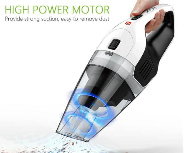 HoLife Handheld Cordless Vacuum