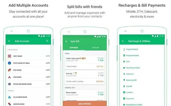 Chillr - digital payment app