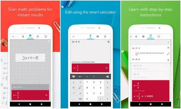 7 Best Math Problem Solver App for Android and iPhone | Mashtips