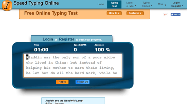 7 Best Free Online Typing Practice Tools to Improve