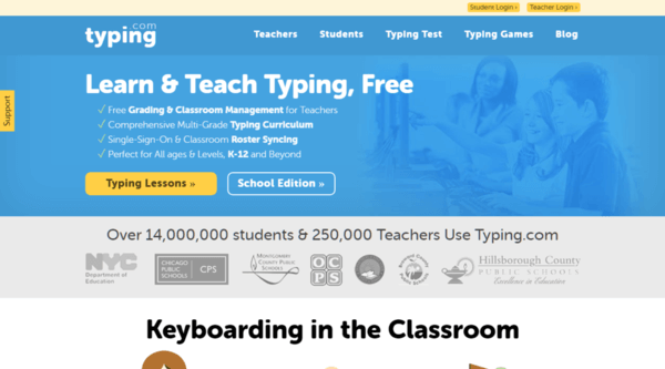 7 Best Free Online Typing Practice Tools to Improve Productivity ...