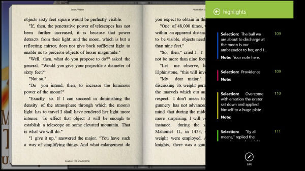 Bookviser epub reader windows