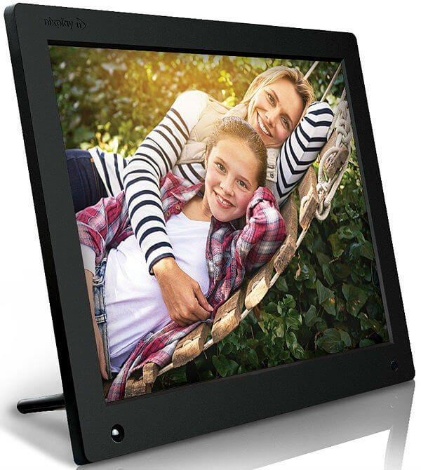 Nixplay Original 15 inch Digital Photo Frame